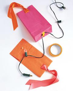 DIY Paper Bag Party Lights