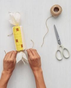 Martha Stewart Crafts fringe corn
