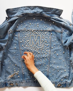 placing-studs-on-denim-jacket