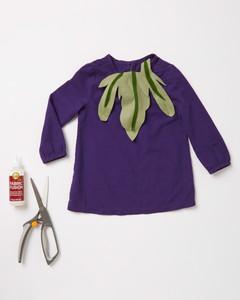 violet costume shirt