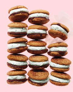Ice-Cream Sandwiches: The Defining Dessert of Summer