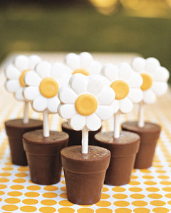A Daisy-Themed Party