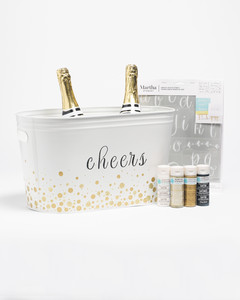 merch champagne bucket product