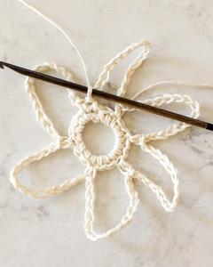 skinny snowflake pattern 1 step c