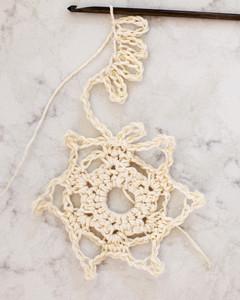 skinny snowflake pattern 2 step j