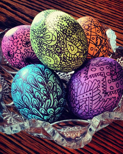 MARTHA'S GOOD EGGS: BEST PATTERNED EGG