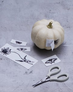 temporary tattoo pumpkins