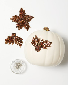 applique pumpkins bronze step 1