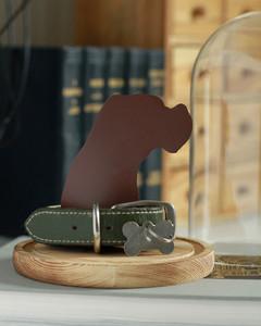 making a pet silhouette keepsake jar