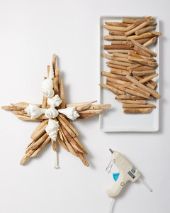 driftwood star tree topper