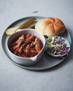 Pulled Pork, Chicken, and Beef: Meat Your New Favorite Recipes
