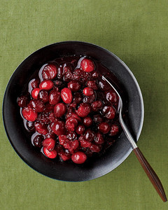 Cranberry Sauce, Chutney, and Relish Recipes