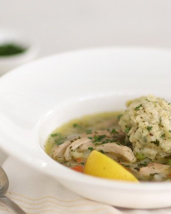 Perfecting Chicken and Dumplings Video EDFSC