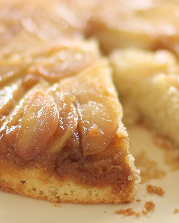 Pear Upside-Down Cake Video ST