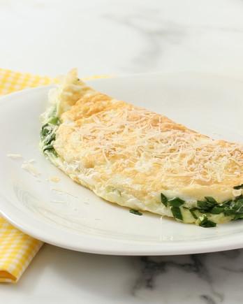 Egg White Omelet Video EH