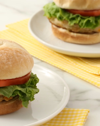 Chicken Burgers Video EH