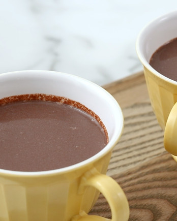 Spicy Hot Chocolate IMAGE