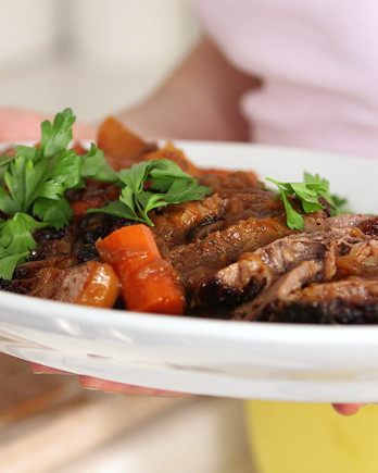 Sweet-and-Sour Brisket Video EDFSC