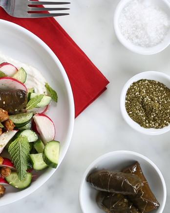 Mezze Salad EDFSC