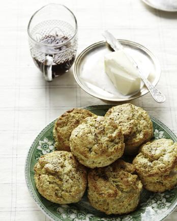 black pepper biscuits