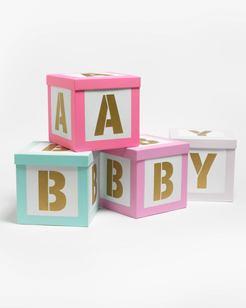 merch baby gift block