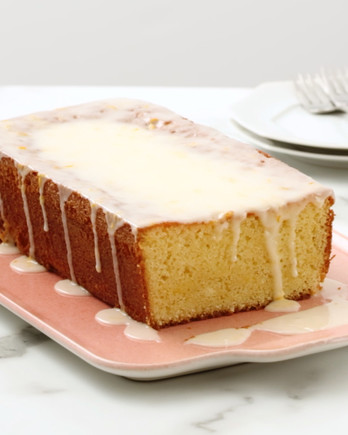 Meyer Lemon Pound Cake EH