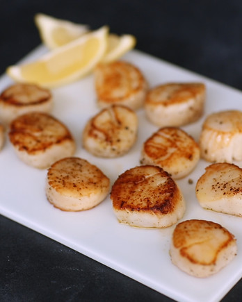 Chewy Scallops Solved KC