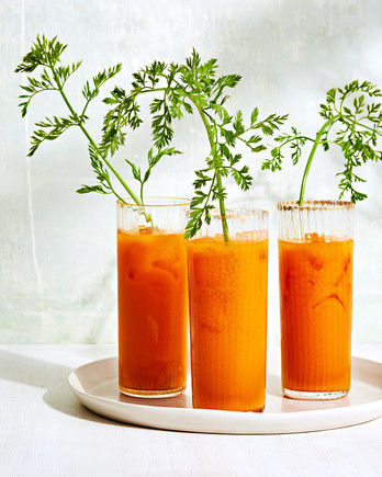 Carrot Limeade recipe