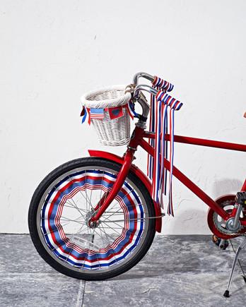 patriotic bicycle clip-art