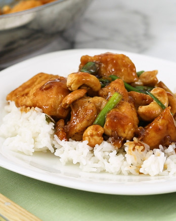 Cashew Chicken Video EH