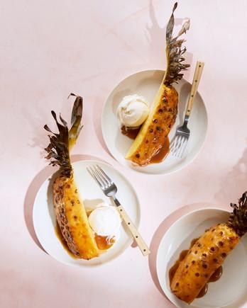 baked pineapple recipe