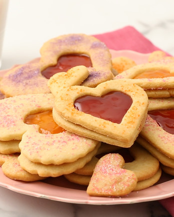 Valentine Cookies Video EH
