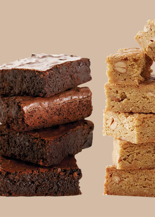 Blondies vs. Brownies
