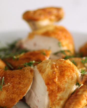 Roast Chicken IMAGE