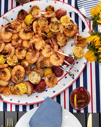 Father's Day Shrimp Platter