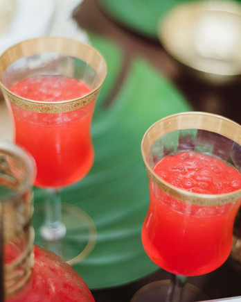 Juneteenth traditional red drink