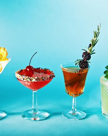 Easy Cocktail Garnish Ideas