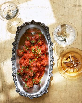 Spanish Chorizo Balls recipe