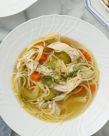 Easy Chicken Noodle Soup EH