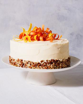 Hummingbird Carrot Cake Recipe