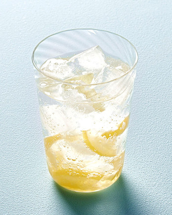 Preserved-Lemon Spritzer