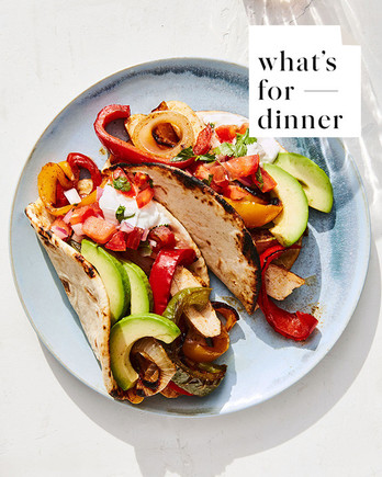What's for Dinner, August Dinner Recipes