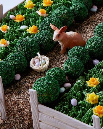 Martha's Bedford Easter Cake IMAGE