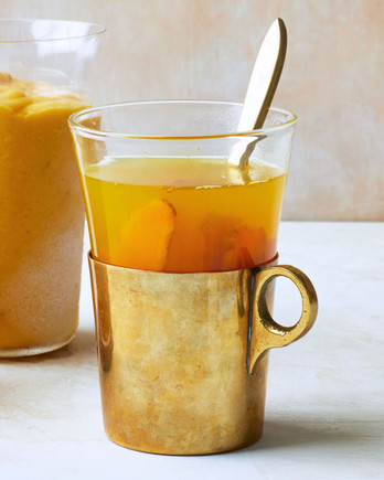 Warm Turmeric Apple Cider
