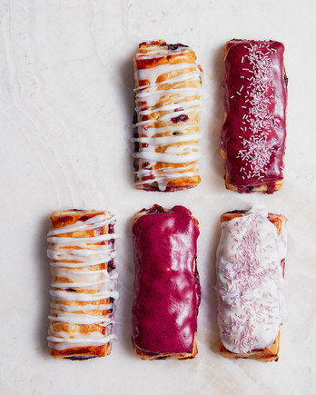 blueberry toaster pastries