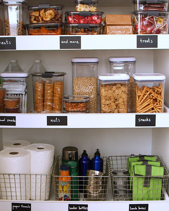Kid-Friendly Pantry Organizing Video Image