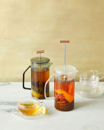 柑橘薄荷和辛辣的阿萨姆邦茶在法国媒体