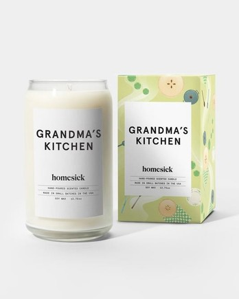 "Homesick Candles ""Grandma's Kitchen"""