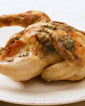 Cornish Hens with Lemon and Herbs Video EH