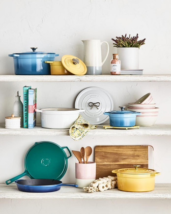 martha stewart collection macys enameled cookware
